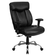 Brayden Studio Dewalt Executive Chair; Leather