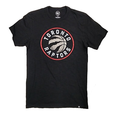 Toronto Raptors Crosstown Scrum Logo Tee, Small