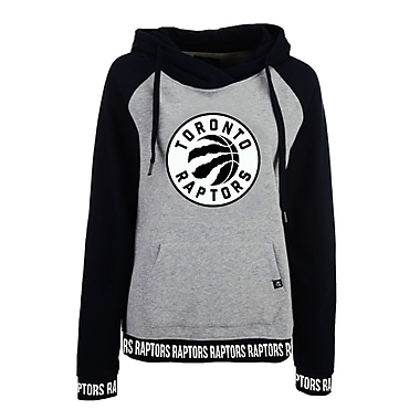 Toronto Raptors Ladies' Encore Revolve Hoodie, Large