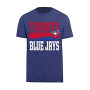T-shirt Skyline Club, Blue Jays de Toronto, grand