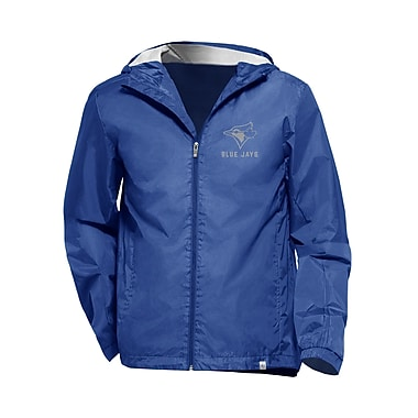 Toronto Blue Jays React Full-Zip Jacket, Small