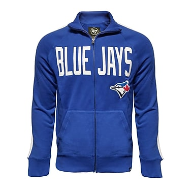 Toronto Blue Jays Sport Fleece Track Jacket, Small