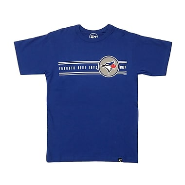 Toronto Blue Jays Youth Rally 47 Flanker Tee, Small