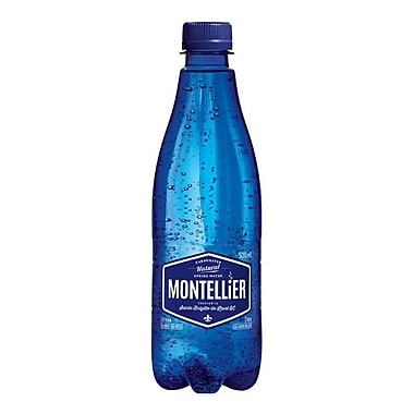 Montellier Carbonated Mineral Water, 500ml