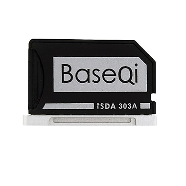 BaseQi MicroSD Adapter for MacBook Pro 13