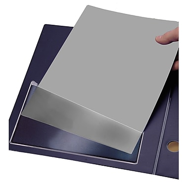 Greenside Self-Adhesive File Pockets