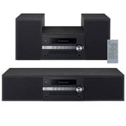 Pioneer X-CM56B Bluetooth Mini Stereo System with CD/FM/AM/USB/Audio In