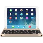 "Brydge Keyboard/Cover Case for 9.7"" iPad Pro, iPad Air, iPad Air 2, Gold"