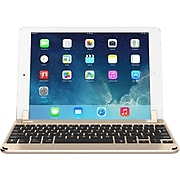 "Brydge Keyboard/Cover Case for 9.7"" iPad Pro, iPad Air, iPad Air 2, Gold"