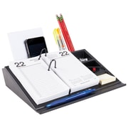 AT-A-GLANCE® Desk Calendar Base & Organizer