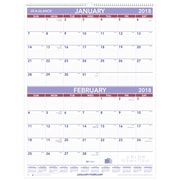 "2018 AT-A-GLANCE® Two Month Wall Calendar, January 2018 - December 2018, 22"" x 29"", White (PM9-28-18)"
