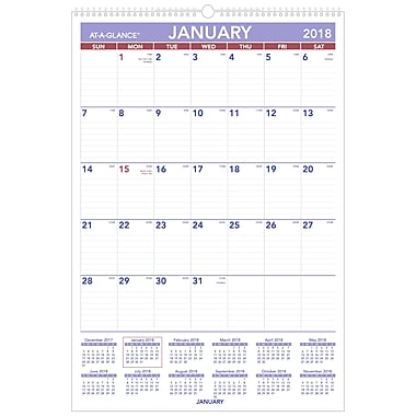 mothly calendars