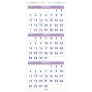 "2018 AT-A-GLANCE® 3-Month Reference Wall Calendar, Vertical, 12"" x 27"" (PM11-28-18)"