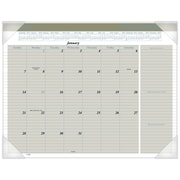 "2018 AT-A-GLANCE® Executive Desk Pad, 12 Months, January Start, 22""x17"" (HT1500-18)"