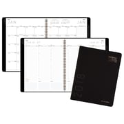 "2018 AT-A-GLANCE® Contemporary Weekly/Monthly Appointment Book/Planner, 8 1/2""x11"", Black (70-950X-05-18)"