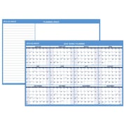 "2018 AT-A-GLANCE® Wall Calendar,  Horizontal Reversible for Planning Space, Erasable, 48""x32"" (PM300-28-18)"