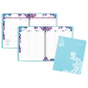 "2018 AT-A-GLANCE® Wild Washes Weekly/Monthly Appointment Book/Planner, 8-1/2"" x 11"", Light Blue (523-905-18)"