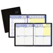 "2018 AT-A-GLANCE® QuickNotes® Weekly/Monthly Appointment Book, 8""x9 7/8"" (76-01-05-18)"