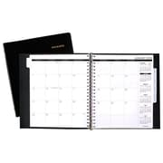"2018 AT-A-GLANCE® 5-Year Monthly Planner, 60 Months, 9""x11"", Black (70-296-05-18)"
