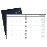 "2018 AT-A-GLANCE® Monthly Planner, 15 Months, 8 7/8""x11"", Navy (70-260-20-18)"