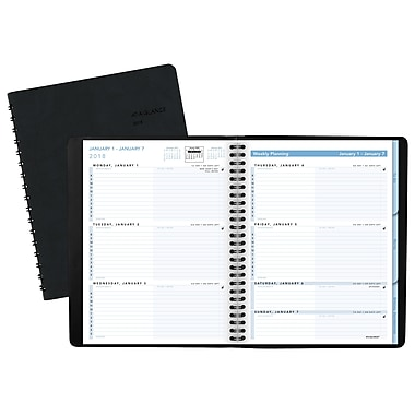 2018 AT-A-GLANCE® The Action Planner® Daily Appointment Book/Planner, 6 7/8