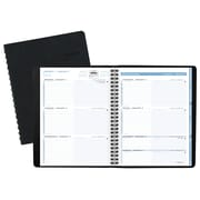 "2018 AT-A-GLANCE® The Action Planner® Daily Appointment Book/Planner, 6 7/8""x8 3/4"", Black (70-EP05-05-18)"