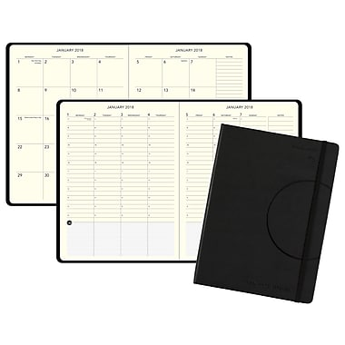 2018 AT-A-GLANCE® Plan.Write.Remember.® Weekly/Monthly Appointment Book/Planner, 7 3/8
