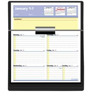 "2018 AT-A-GLANCE® Weekly Refill with QuickNotes®, Flip-A-Week, January 2018-December 2018, 5-5/8""x7"" (SW706-50-18)"