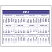 "2018 AT-A-GLANCE® Weekly Refill, Flip-A-Week®, 5-5/8"" x 7"" (SW705X-50-18)"