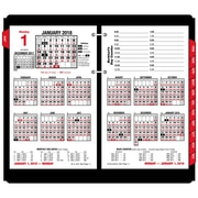 "2018 AT-A-GLANCE® Burkhart's Day Counter Daily Desk Calendar Refill, 12 Months, January Start, 4 1/2""x7 3/8"" (E712-50-18)"