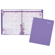"2018 AT-A-GLANCE® Beautiful Day Monthly Planner, 13 Months, 8 1/2""x11"", Lavender (938P-900-18)"