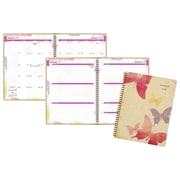 "2018 AT-A-GLANCE® Watercolors Recycled Weekly/Monthly Planner, 8 1/2""x11"" (791-905G-18)"