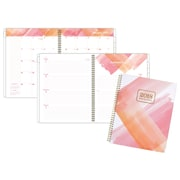 "2018 AT-A-GLANCE® Painted Love Weekly/Monthly Planner, 8 1/2""x11"", Pink (1066-905-13-18)"