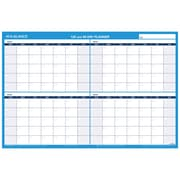 "AT-A-GLANCE® 90/120-Day Undated Horizontal Erasable Wall Calendar, Reversible, 36""x24"" (PM239-28)"