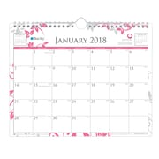 "2018 Breast Cancer Awareness 11"" x 8.75"" Monthly Wall Calendar, Alexandra (101632)"