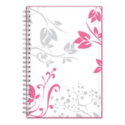 "2018 Breast Cancer Awareness 5"" x 8"" CYO (Create Your Own) Cover Weekly/Monthly Planner, Alexandra (101618)"