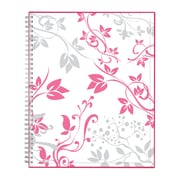 "2018 Breast Cancer Awareness 8.5"" x 11"" CYO (Create Your Own) Cover Weekly/Monthly Planner, Alexandra (101617)"