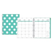"2018 Blue Sky 8"" x 10"" CYO (Create Your Own) Cover Monthly Planner, Penelope (100655)"