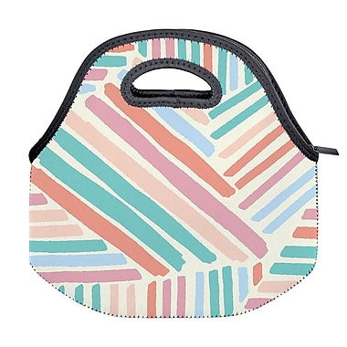 Erin Condren Lunch Tote, Brushed Strokes (ACC LNT 02)