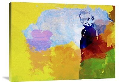 Naxart 'Steve Mcqueen' Graphic Art Print on Canvas; 30'' H x 40'' W x 1.5'' D