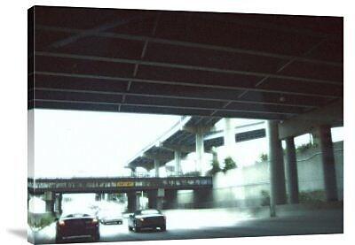 Naxart 'Underpass' Photographic Print on Canvas; 24'' H x 32'' W x 1.5'' D