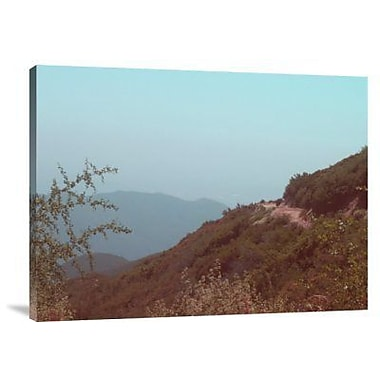 Naxart 'Southern California Mountains' Photographic Print on Canvas; 30'' H x 40'' W x 1.5'' D