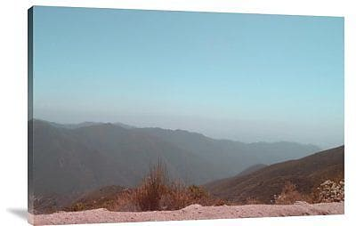 Naxart 'Southern California Mountains 1' Photographic Print on Canvas; 24'' H x 36'' W x 1.5'' D