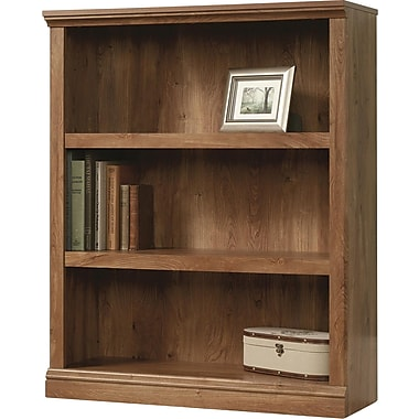 Darby Home Co Foster 44'' Standard Bookcase; Cherry