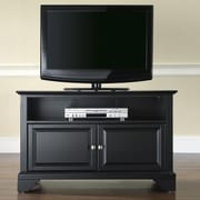 Darby Home Co Abbate TV Stand; Black