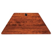 Red Barrel Studio Belle Training Table Top; Medium Cherry