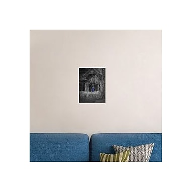 Naxart 'Monk and Bell' Photographic Print on Canvas; 40'' H x 30'' W x 1.5'' D