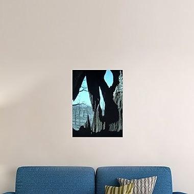 Naxart 'Burned Trees 11' Photographic Print on Canvas; 32'' H x 24'' W x 1.5'' D