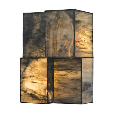 Brayden Studio Goulart 2-Light Wall Sconce; LED 5W 300 Dimmable Lumens