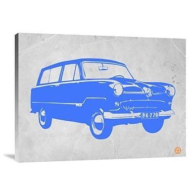 Naxart 'My Favorite Car 15' Graphic Art Print on Canvas; 30'' H x 40'' W x 1.5'' D